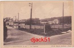 76 - SASSETOT-le-MAUCONDUIT (S.-Inf.) - Vue Générale / Années 40 - France