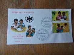 DJIBOUTI (1979) Année Internationale De L'enfant - Djibouti (1977-...)