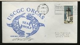 USA -  USCGC ORCAS  WPB-1327  SEA WOLF - Navi Polari E Rompighiaccio