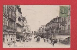 Vichy  --  La Rue De Paris - Vichy