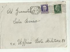 135648 Storia Postale Antica Busta  Al Granatiere Posta Militare Contiene La Lettera - Italia