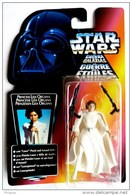 STAR WARS 1995 BLISTER LA GUERRE DES ETOILES PRINCESS LEIA ORGANA (2) - Power Of The Force