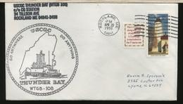 USA -  USCGC  THUNDER BAY  WTGB-108 -  ROMPIGHIACCIO  BREAK ICE - Navi Polari E Rompighiaccio