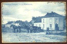 Cpa Fontaine L'évêque 1918   Attelage   Blanchisserie - Fontaine-l'Evêque