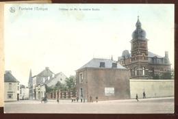 Cpa Fontaine L'évêque 1906 - Fontaine-l'Evêque