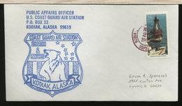 USA -  USCGC  KODIAK  ALASKA    COAST GUARD - Navi Polari E Rompighiaccio