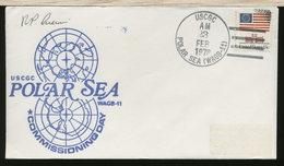 USA -  USCGC  POLAR SEA  WAGB-11  -   POLE To POLE - Navi Polari E Rompighiaccio