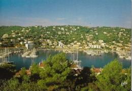 Vue Sur Le Port ** Cpsm écrite ** Ed Erté  (arts Graphiques) N°1526 - Saint-Mandrier-sur-Mer