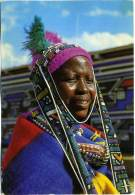 SOUTH AFRICA  Ndebele Woman - Africa