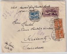 Oberschlesien, Selt. Wert-Bf., 1921 , #7058 - Deutschland
