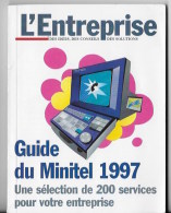 Guide Du Minitel 1997 - Libri, Riviste, Fumetti