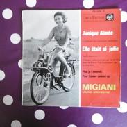 45 TOURS  RCA  VICTOR  BIEM  1963  POUR  LES NOSTALGIQUES DU SOLEX - Vinyles