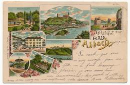 CPA - BAD ABBACH (Bavière) - Gruss Aus Bad Abbach - Bad Abbach