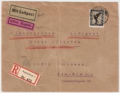 DR, Nr. 384, 3 Mark , Gute Marke Auf Brief ! Mi. Lose Schon 120,- !! #7067 - Deutschland