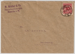 DR, Nr. 340, FDC , #7068 - Deutschland