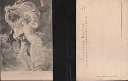 9732) PAOLO E VIRGINIA PAUL ET VIRGINIE TRATTO DAL ROMANZO NON VIAGGIATA 1905 CIRCA - Malerei & Gemälde