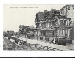 Dieppe - Les Algues - Rue Alexandre Dumas - édit. G. Marchand 1958 + Verso - Dieppe