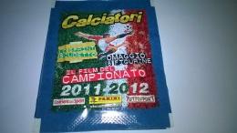 Calciatori 2011-12,lo Sprint Scudetto,1 Bustina Con Figurine Panini - Panini
