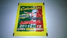 Calciatori 2011-12,la Corsa D'inverno,1 Bustina Con Figurine Panini - Panini