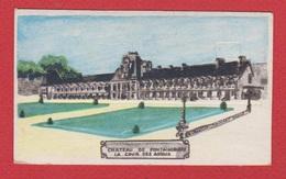 Tiporama --  Château De Fontainebleau - Publicidad