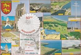 CPM Représentant Le 50° Anniversaire Du Débarquement Le 6 Juin 1944    //  TBE - Guerre 1939-45
