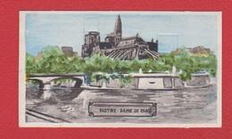 Tiporama --  Notre Dame De Paris - Advertising