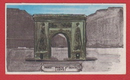 Tiporama --  Porte St Denis - Publicité