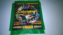 Calciatori 2014-15,lo Sprint Scudetto,1 Bustina Con Figurine Panini - Panini
