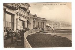 MONACO MONTÉ CARLO LE TIR AUX PIGEONS.- N° 610 - NON CIRCULÉE - 2 Scans - - Monte-Carlo