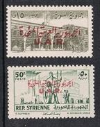 SYRIE N°128 Et 129 N** - Syrie