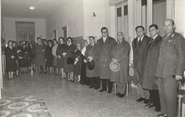 FOTO PROVVEDITORE AGLI STUDI BOLOGNA MILITARE PERSONE G.GALLANI FOTO PARMA 19/12/60 - Persone Identificate