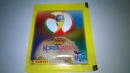 Korea Japan 2002,1 Bustina Con Figurine  Panini - Panini