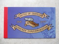 Alderney Carnet Commemoration Illustré En Photos Et  Timbres Neuf  C 254 ( 50 Euro De Cote ) Année 2005 - Alderney
