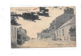 9720 - 85 - ST GILLES SUR VIE : Avenue De La Plage, - Saint Gilles Croix De Vie