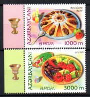 Azerbaijan - 2005 - Europa/Gastronomy - MNH - Azerbaïdjan
