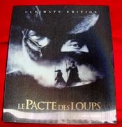 Dvd Zone 2 Le Pacte Des Loups (2001) - DVD Ultimate Edition 4 Discs + Bonus  Vf +vost - Ciencia Ficción Y Fantasía