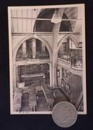 BELGIQUE - ABBAYE N.D. DE SCOURMONT - BIBLIOTHEQUE - Chimay