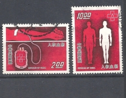 TAIWAN    1977 Blood Donation Movement              USED - 1945-... República De China