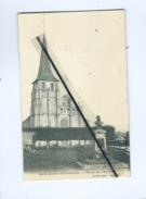 CPA  - Saint Aubin D'Ecrosville  - Place De L'église - Saint-Aubin-d'Ecrosville