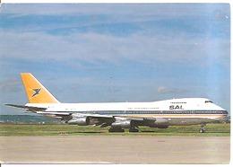 BOING 747 SAL (ZS-SAS )PARIS-ORLY - Aerei