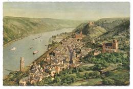Oberwesel Am Rhein Mit Schönburg - Hans Andres Verlag - 1955 - Oberwesel