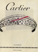BIJOUTERIE- HORLOGERIE- JOAILLERIE -JEWELERS- CARTIER -HANS NADELHOFFER -EDITIONS DU REGARD 1984- PARIS- BIJOUX - Art