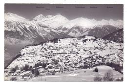 CH 3967 VERCORIN VS, Panorama - VS Valais