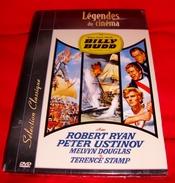 Dvd Zone 2 Billy Bud Robert Ryan Terence Stamp Collection Legendes Du Cinéma Warner Vostfr - Klassiekers