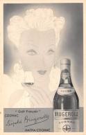 THEME ALCOOL / Cognac - Léopold Brugerolle - Belle Carte Illustrée - Cartoline