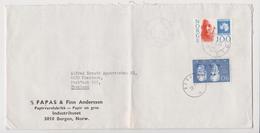 Norway 1971 Antarctic - Covers & Documents