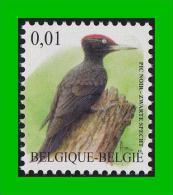 BUZIN - 3939** Pic Noir / Zwarte Specht - 1985-.. Pájaros (Buzin)