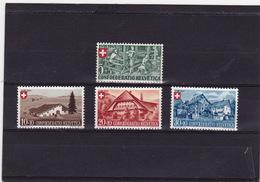 Schweiz 1945, MiNr. 460-463 Pro Patria Postfrisch (i015) - Nuovi