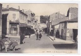 Algérie - Oran - Le Boulevard Oudinot - Oran