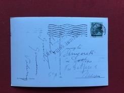SEZIONE GUIDA MILANO A.D. (8) Annullo Su CARTOLINA DA TORINO IL 28/2/66 - 1900-44 Vittorio Emanuele III